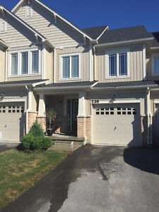 Beautiful Bradford town home only 2 years old!
