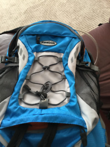 Reebok Hydration Backpack - approx. 15L size - like new.