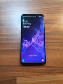 Samsung galaxy S9 plus 128g unlocked
