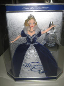 Millenium Barbie MINT- in original sealed box