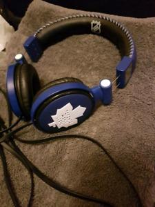 Toronto Maple Leafs Headphones