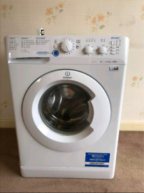 White Indesit Washing Machine Delivery Available
