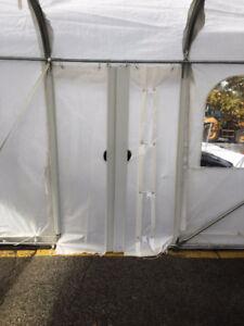 ABRIS AUTO Accessoires style tempo car  shelter pieces morceau