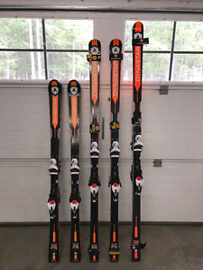 Dynastar FIS racing skis 2017 model