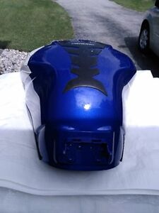 YAMAHA R6 2003-2008 R6S FUEL/GAS  TANK CLEAN INSIDE Windsor Region Ontario image 4