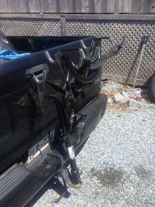 Rakz bike rack for 3 bikes. $40.00
