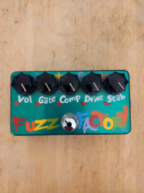 Z-Vex Fuzz Factory - Hand Painted Limited Edition