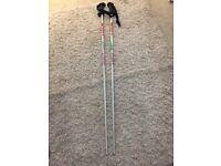 Scott ski sticks pro sport series s shaft 135cm in length in poles
