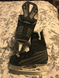 Bauer Youth Skates Size 9