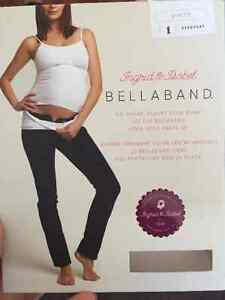 Bellyband size 1, White and Black