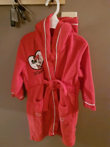 House coat-Minnie Mouse