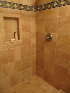 TILE INSTALLER Best quality - free estimate Edmonton Edmonton Area image 6
