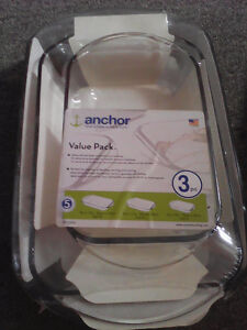 Anchor Value pack ( 1 pack of 3 )