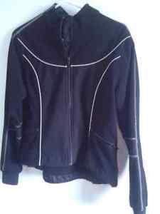 Women Black Dentik Jacket