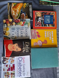 Food/cooking books
