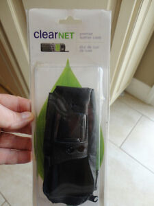 Clearnet Sony Li-On Battery Pack & Premier Leather Case NEW Kitchener / Waterloo Kitchener Area image 4