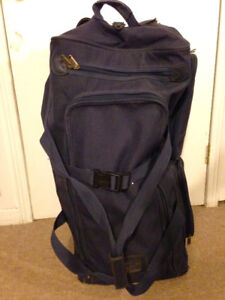 Hockey Bag with Wheels - Large Duffle Bag