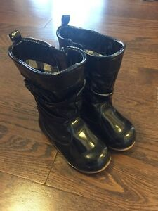 T5 Joe Girls Dress Boots