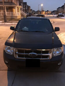 2011 Ford Escape Limited V6 3.0L