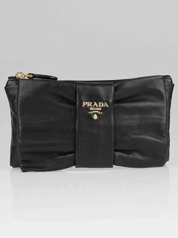 Prada Bag Leather Types
