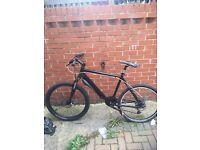 Saracen custom bike for sale
