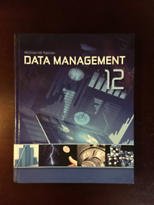 Data Management - Grade 12