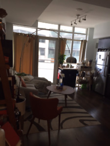2 BED, 1 1/2 BATH, IN NEWER BUILDING, DOWNTOWN ON KING ST