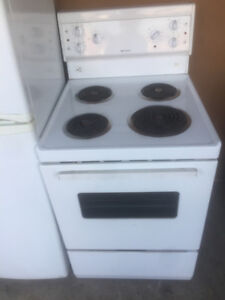 24 inch frigidaire apartment size stove