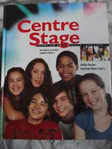 centre stage english as a second language BOOK 2
