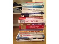 Book bundle health/ wellbeing/ diet/ lifestyle