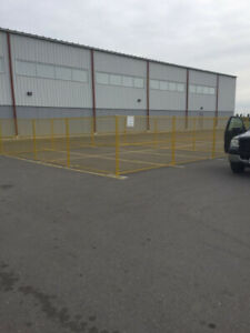 Temporary Fence and Portable Toilet Rental