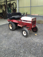 TRACTEUR GRAVELY 814 NEGO.
