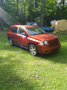 2008 jeep compass for parts