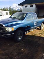 Parting out 2003 dodge 2500 diesel 4x4