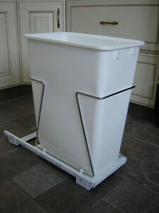 Pull-out Trash Can/Recycling Bin