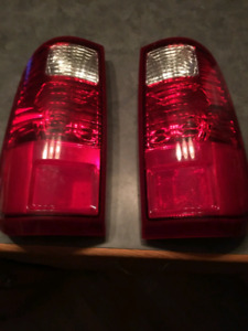 Tail Lights for 2011 -2016 F250 or F350