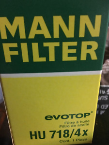 Oil Filter ML 320 New Each $6.00 In store $11.00 +Tax