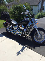 2007 -750cc HONDA SHADOW EXCELLENT CONDITION , INSPECTED!