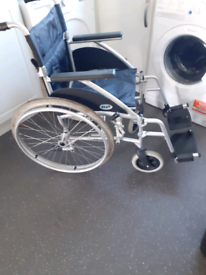 DAYSLITE LIGHTWEIGHT WHEELCHAIR