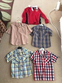 Boys clothing bundle 3-4 years