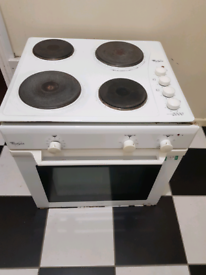 Whirlpool hob in oven electric