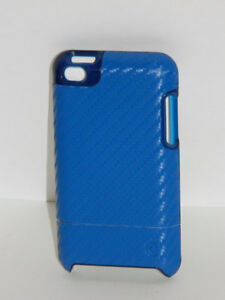 Ipod Touch 4th Generation 4G Griffin Elan Form Graphite Case