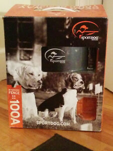 Professional In ground Dog Fence (Sportdog) New in box! $270 OBO