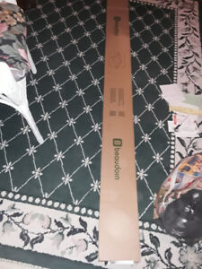 Unopened Black Queen sized bed frame