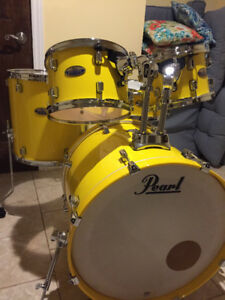 FOR SALE: BEAUTIFUL PEARL DECADE ALL MAPLE DRUMS