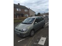 53plate Renault scenic 1.4 petrol 12 months mot