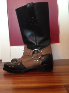 Nice cowgirl boots from Marccaine