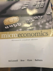 Microeconomics- 13th Canadian Edition
