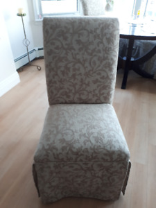 2-Living/Dining/Bedroom Chairs-$60.00 each