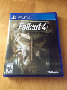 Fallout 4-PS4 will negotiate price